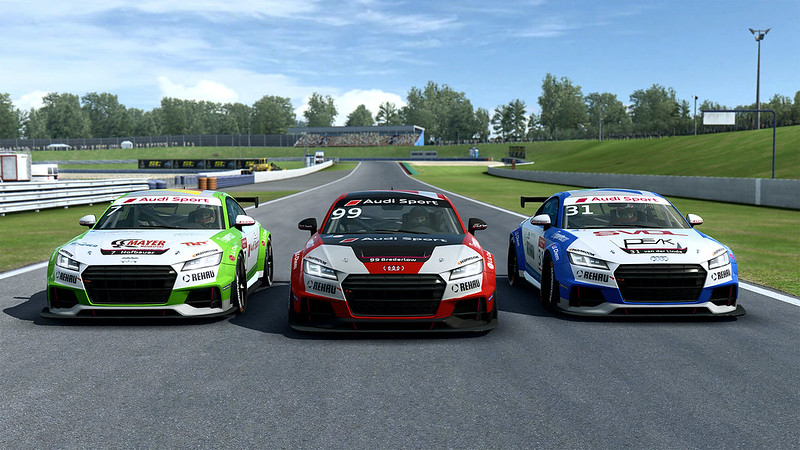 RaceRoom 2016 Audi Sport TT Cup