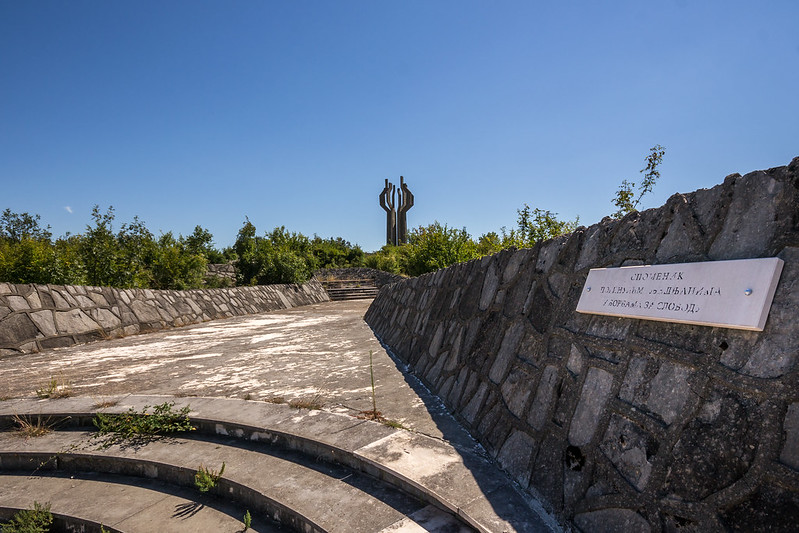 Monument to the Fallen Soldiers of Lješanska nahija in Barutana