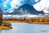 Oxbow Bend by R. Kent Squires