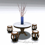 Chinese Inspired SEAsian Dining Set