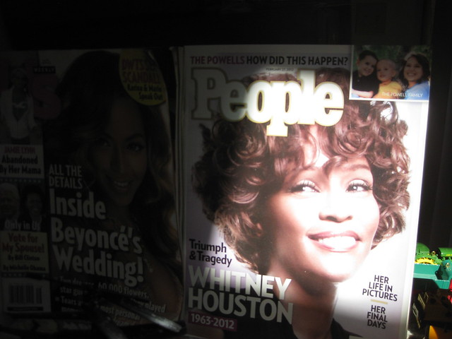 The Light Still Shines On Whitney Houston