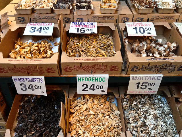 Things to see at the Ferry Building, San Francisco - Far West Fungi