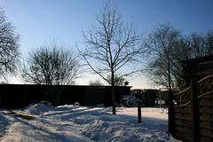 30. März 2013 - 2:38 - Im März 2013 läßt uns der Winter einfachnicht los. Auch Ende März liegt bei uns noch Schnee ...