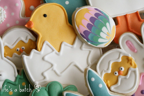 2013 Easter Cookie assortment