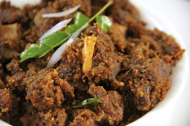 Chettinad Mutton Varuval