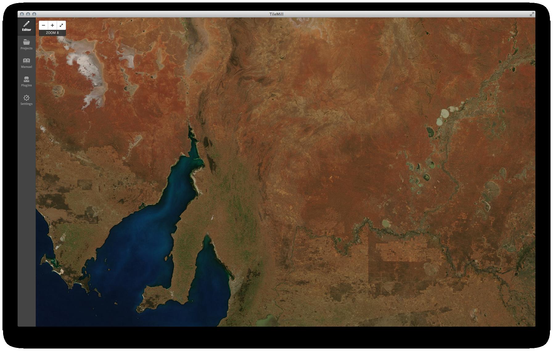 Adelaide, Australia (latitude −34.9, longitude 138.6)