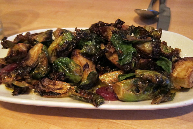 ... - Fried Brussels Sprouts & Chinese Sausage   Flickr - Photo Sharing