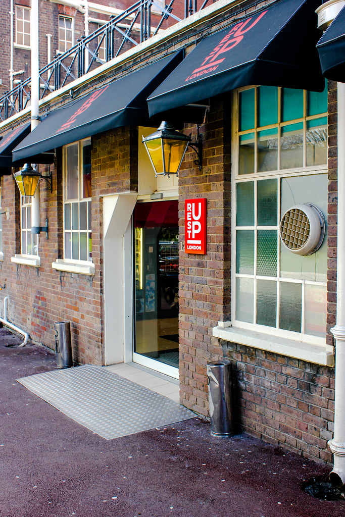 RestUp Hostel de Londres