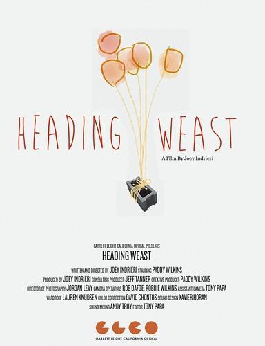 Joey Indrieri's 'Heading Weast'
