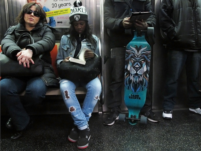 subway skateboard