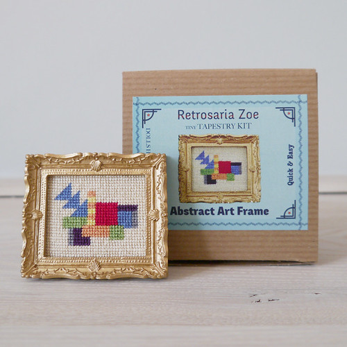 Tapestry Kit From Retrosaria Zoe