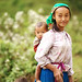 Hmong Mother & Child -  Ha Giang , Vietnam by jwoodford35