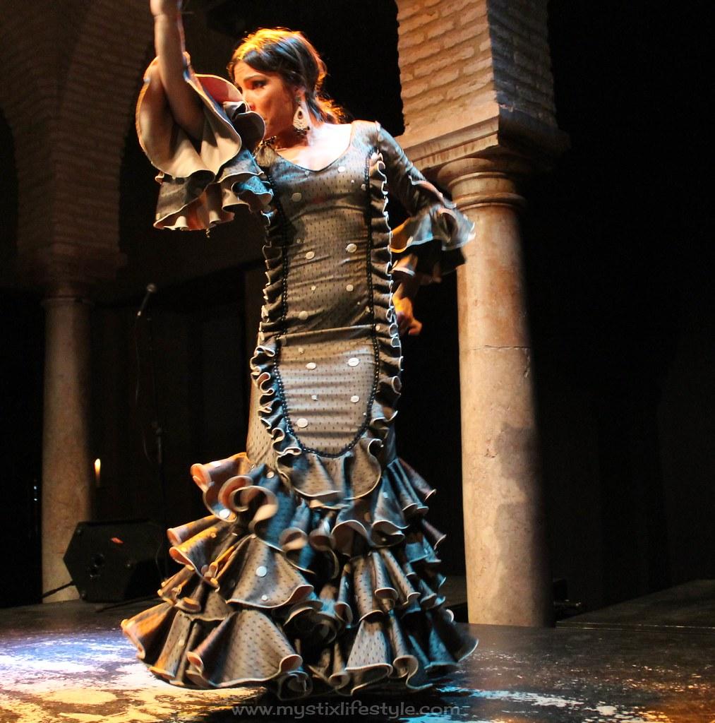 diseño traje flamenca