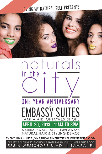 Event: Meet Me at Naturals In The City!