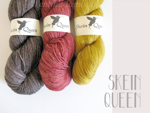 Flockly & Delectable, by the fabulous Skein Queen | Emma Lamb