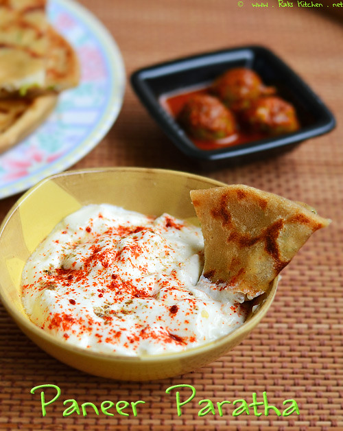 paneer-paratha+recipe