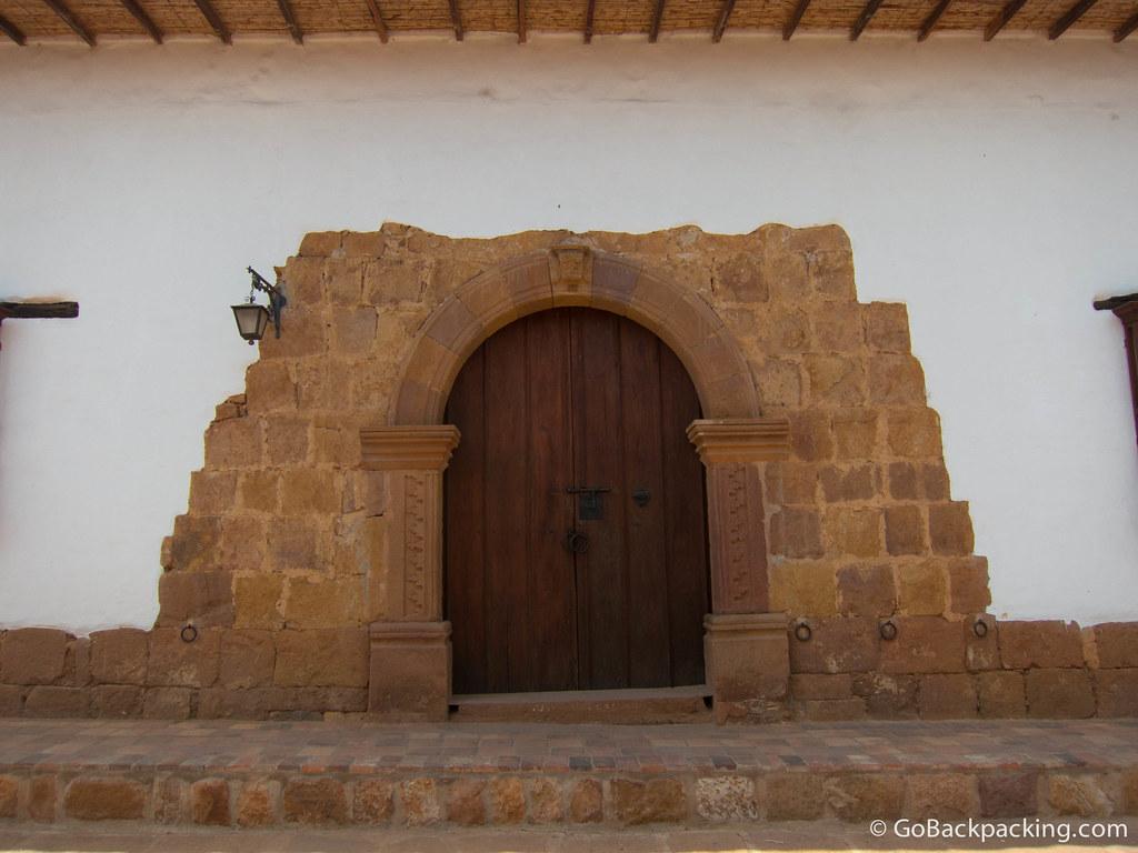 My favorite door in Barichara
