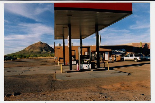 film landscape minolta sonorandesert x700 portra160 rabattement