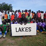 Lakes State youth celebrate appointment of new minister