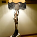 Vintage Leg Brace Lamp by jake7474505b_1999 ( the Coroner )