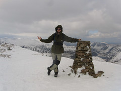 Me on Red Screes