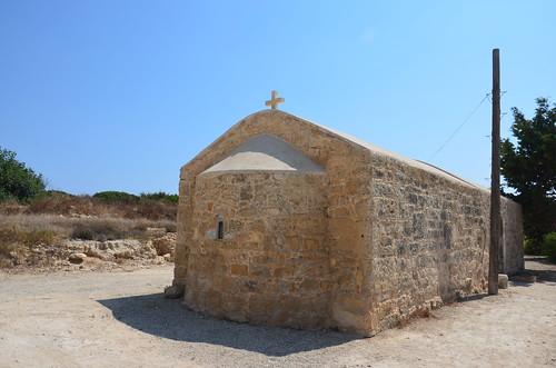 liegt bei Paphos in Südzypern