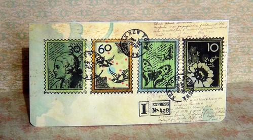 Postal grid