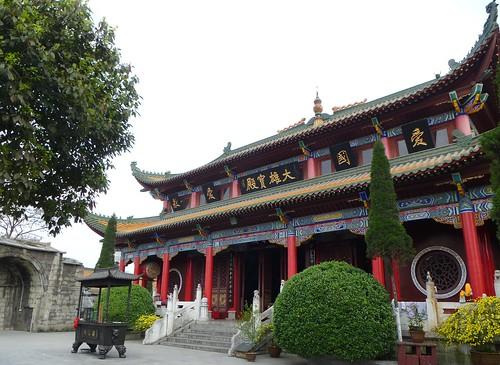 Guizhou13-Zunyi Temple Xiangshan (16)