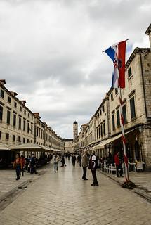 Immagine di Pile Gate. geotagged croatia dubrovnik stradun 2013 geo:lat=4264107399908297 geo:lon=1811000570654869