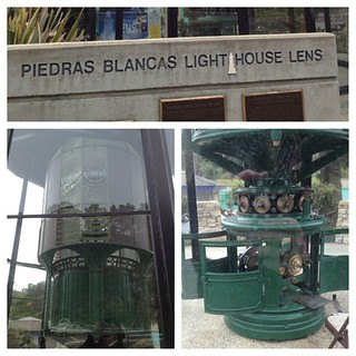Piedras Blancas Light House Lens