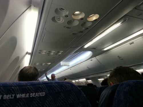 American 737-800 Sky Interior