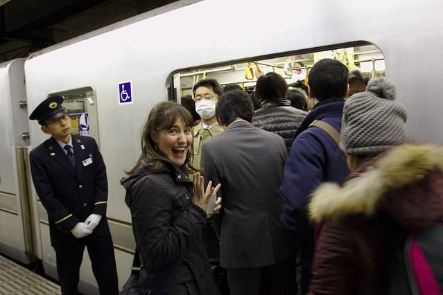0216 - En el metro