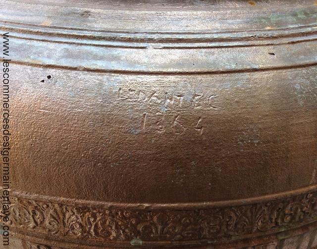 Les cloches du château de st germain en laye