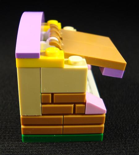 Heartlake Times January 2013: Heartlake Times: LEGO Friends Bunny's Hutch