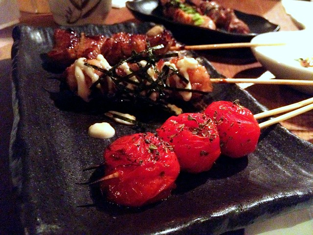 Grilled Cherry Tomato,