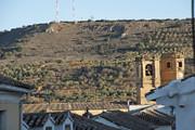 Vista de la sierra desde Alcaraz