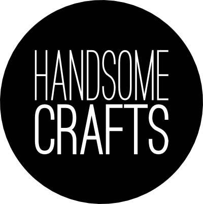 Handsome Crafts Button