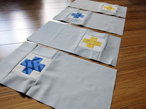 Quilts for Boston blocks