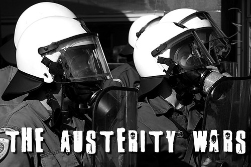 The Austerity Wars - Reporting from the front line in Greece by Teacher Dude's BBQ