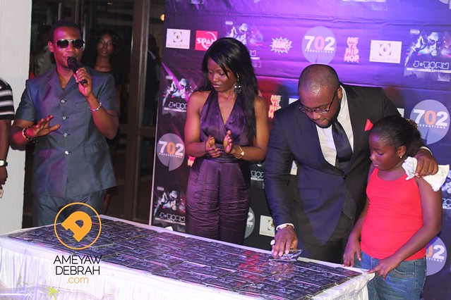 8685263389 c1a59083dc z Exclusive FAB Photos: J Town launches debut album on 30th birthday featuring Sarkodie, Asem,  D Black, Deborah Vanessa and more!!!