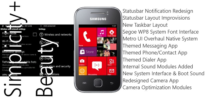 ROM][VIDEO][WP8]Windows 8 OS Rom(Monochromatic 7 1)for SGY (GT-S5360