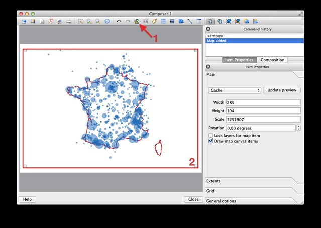 Creating a Map Using QGis | School of Data - Evidence is Power