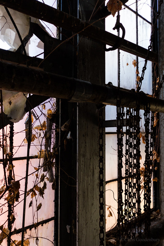Of Wood, Iron and Light   Cannery Ironworks