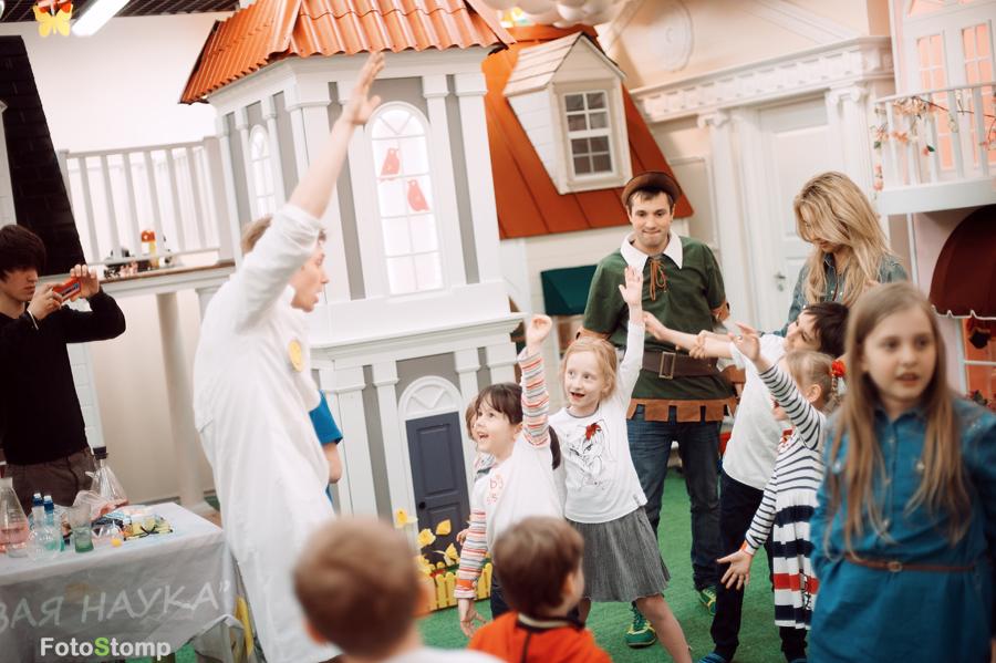 Фоторепортаж из детского клуба Ribambelle. Фотограф Ирина Марьенко
