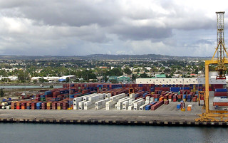 Barbados - Container Port