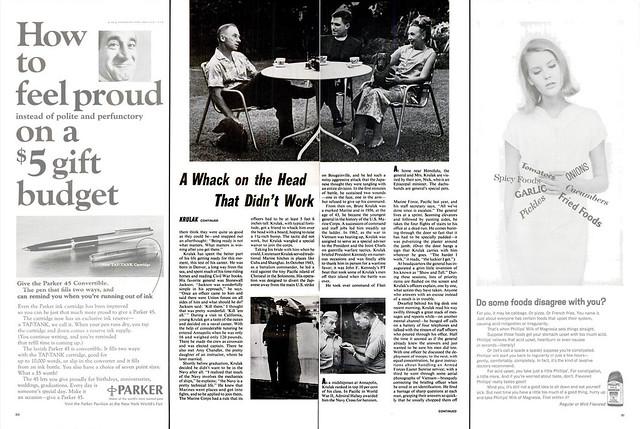 LIFE Magazine April 30, 1965 (3) - 'Brute' Krulak of the Marines