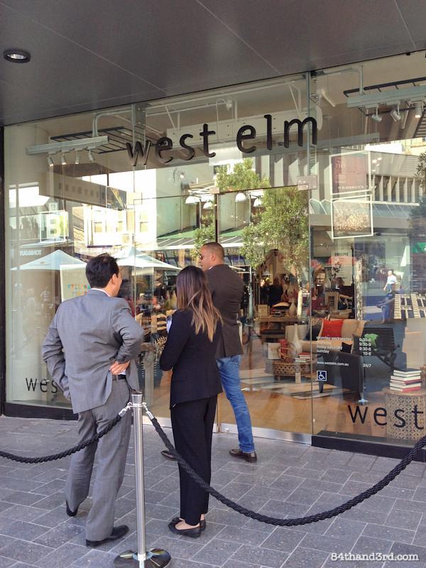 West Elm - Sydney