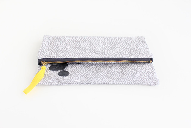 fold over small clutch