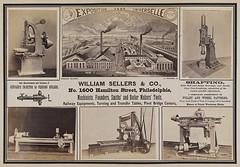 William Sellers & Co., No. 1600 Hamilton Street, Philadelphia