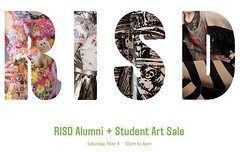 RISD Art Sale